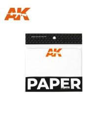 AK8074 Paper - 40 u. Papel de Substituiçao Wet Palette