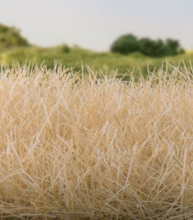 12 mm Static Grass Straw - Paille - FS628 Woodland Scenics.
