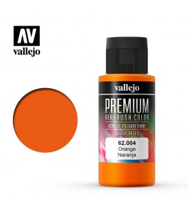 62004 Laranja Vallejo Premium Color (60 ml.)
