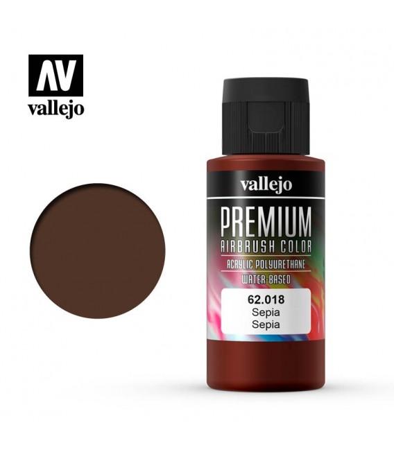 62018 Sepìa Vallejo Premium Color (60 ml.)