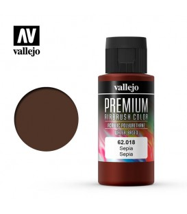 62018 Sepia Vallejo Premium Color (60 ml.)