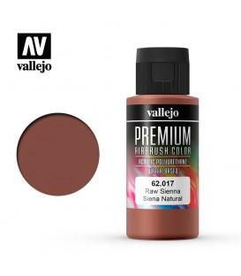 62017 Raw Sienna Vallejo Premium Color (60 ml.)