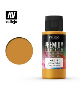 62015 Yellow Ochre Vallejo Premium Color (60 ml.)