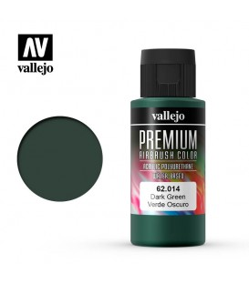 62014 Verd Fosc Vallejo Premium Color (60 ml.)