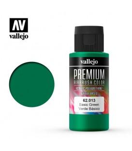 62013 Basic Green Vallejo Premium Color (60 ml.)