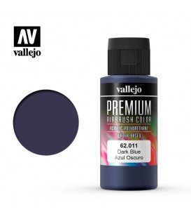 62011 Blau Fosc Vallejo Premium Color (60 ml.)