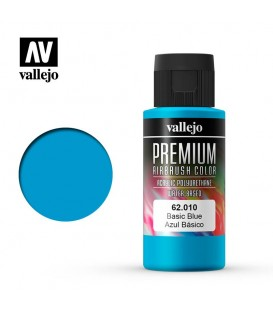 62010 Azul Basico Vallejo Premium Color (60 ml.)