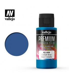 62009 Azul Cobalto Vallejo Premium Color (60 ml.)
