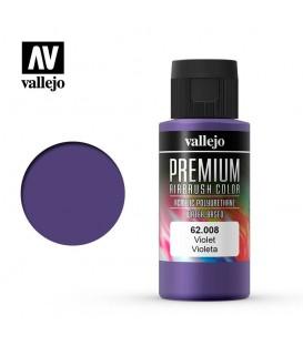 62008 Violet Vallejo Premium Color (60 ml.)