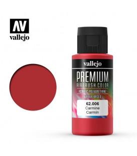 62006 Carmine Vallejo Premium Color (60 ml.)