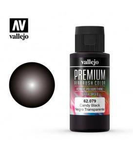 62079 Negro Candy Vallejo Premium Color (60 ml.)