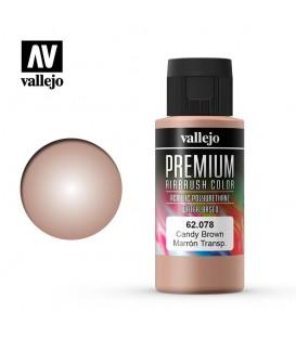 62078 Marrone Candy Vallejo Premium Color (60 ml.)