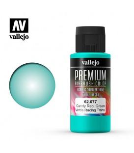 62077 Vert Racing Candy Vallejo Premium Color (60 ml.)