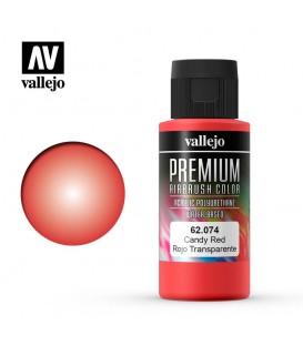 62074 Rojo Candy Vallejo Premium Color (60 ml.)