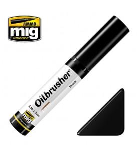 Oilbrusher Oleo Ammo Mig Black