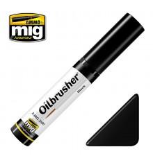 Oilbrusher Oil Ammo Mig Black