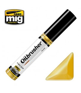 Oilbrusher Huile Ammo Mig Gold