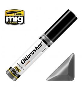 Oilbrusher Oil Ammo Mig Steel