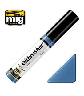 Oilbrusher Huile Ammo Mig Sky Blue