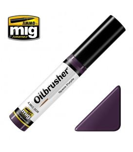 Oilbrusher Oleo Ammo Mig Space Purple