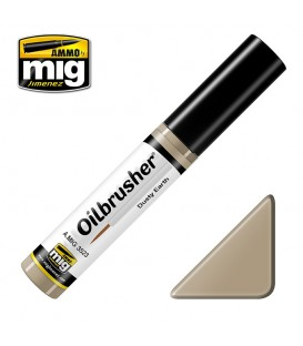 Oilbrusher Oleo Ammo Mig Dusty Earth
