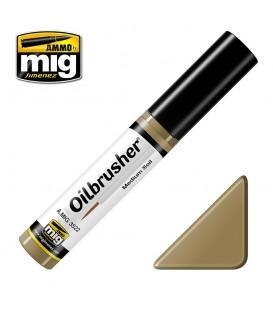 Oilbrusher Olio Ammo Mig Medium Soil
