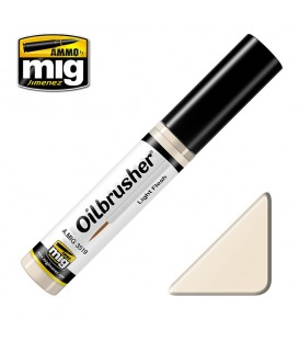 Oilbrusher Huile Ammo Mig Light Flesh