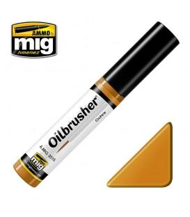Oilbrusher Oil Ammo Mig Ochre
