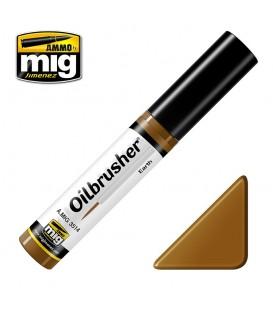 Oilbrusher Oil Ammo Mig Heart