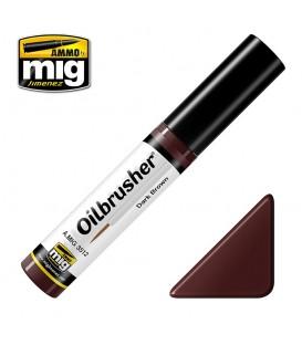 Oilbrusher Olio Ammo Mig Dark Brow