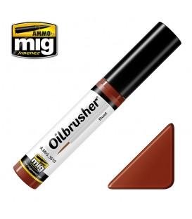 Oilbrusher Olio Ammo Mig Rust