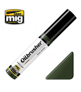 Oilbrusher Oil Ammo Mig Dark Blue