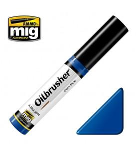 Oilbrusher Oil Ammo Mig Dark Blue