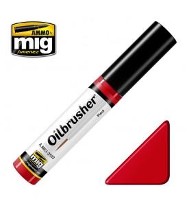 Oleo Oilbrusher Red