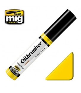 Oleo Oilbrusher Yellow