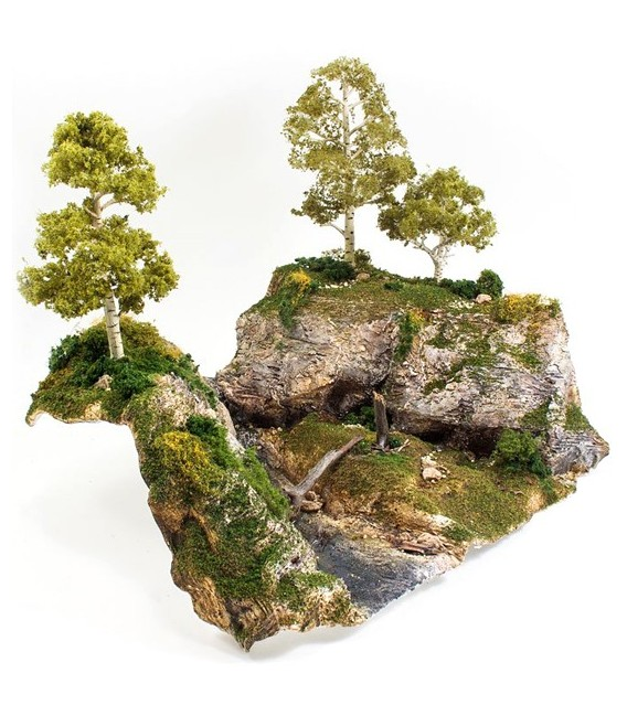 C1178 Shaper Sheet Lamina para Modelar Terrenos 22 x 182 cm Woodland Scenics.