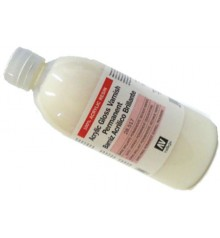 28.517 Barniz acrilico brillante Vallejo 500 ml.