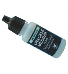Medium acrilic per craquelar Vallejo 17 ml.