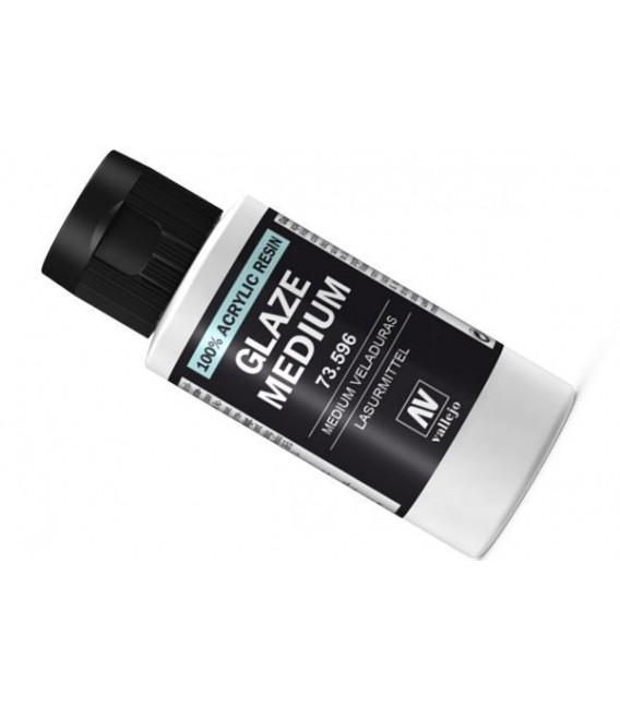 Medium acrílic per veladures Vallejo 60 ml.
