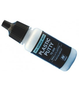 Plastic putty Vallejo 17 ml.