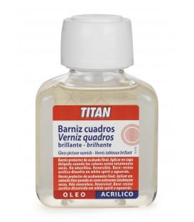 Vernis Quadres Brillant Titan 100 ml.