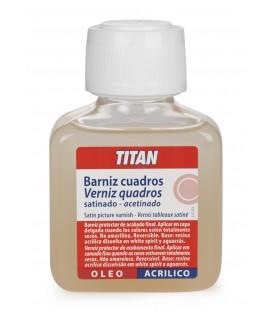 Satin Picture Varnish Titan 100 ml.
