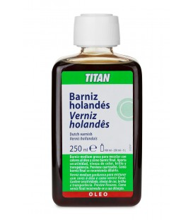 Dutch Varnish Titan 250 ml.