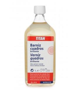Vernis Quadres Brillant Titan 1000 ml.