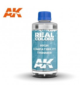 RC702 AK Real Colors Thinner 400 ml.