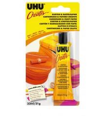 UHU Creativ Cardboard & Craft Paper Glue 31 gr.
