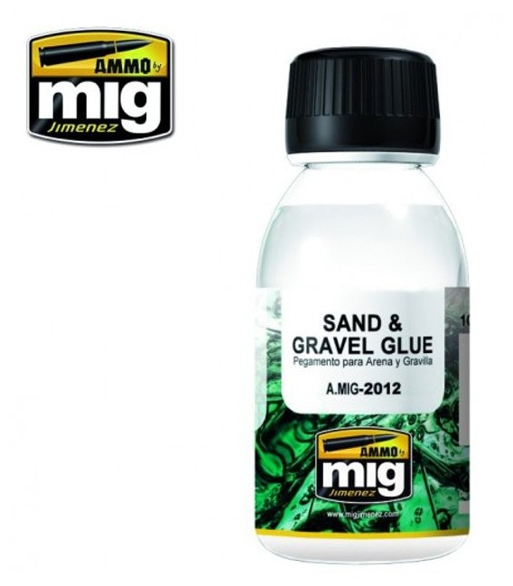 A.MIG-2012 Sand and Gravel Glue