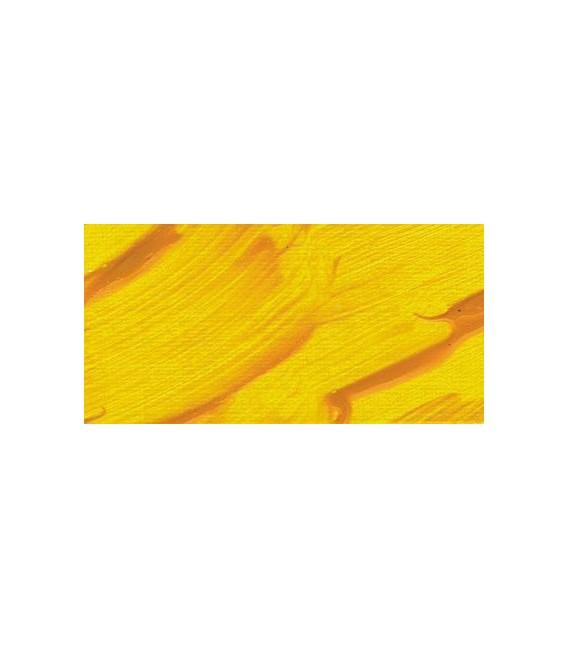 08) Acrylique Vallejo Studio 200 ml. 13 Jaune Orange Azo