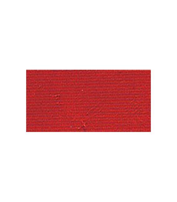 14) Acrilico Vallejo Studio 200 ml. 45 Rojo de Cadmio Oscuro