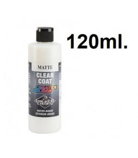 5622 Vernis Createx Matte Clear Coat 120 ml.